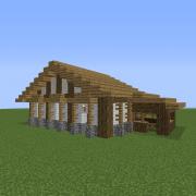 Medieval World Farm House