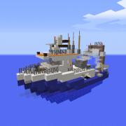 Medium  Fishing Boat