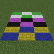 Medium Size Carpet Design 5