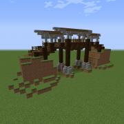 Medium Wooden Bridge