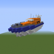 Mersey Class Lifeboat