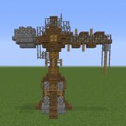 Middle Ages Crane