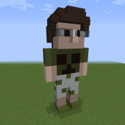 Mike Tazercraft Statue