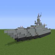 Military Patrol Boat