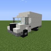 Milkman Truck