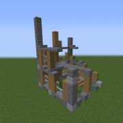 Modern Building Ruin 5