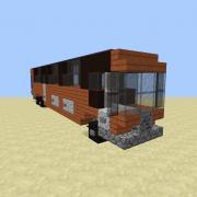 Modern City Bus 1
