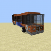 Modern City Bus 3