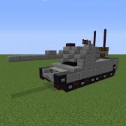Modern Heavy Tank 2