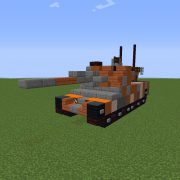 Modern Heavy Tank 3