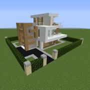 Modern Minimalist Villa 1