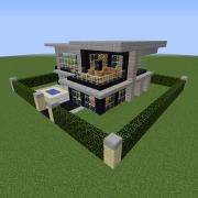 Modern Minimalist Villa 3