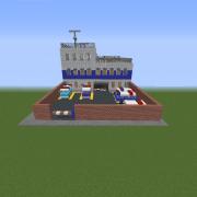 Modern Police Station 2