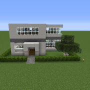 Modern Private House 12