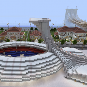 Modern Sport Arena