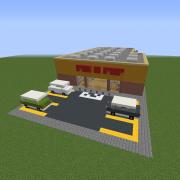 Modern Supermarket 1