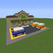 Modern Supermarket 2