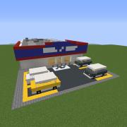 Modern Supermarket 3