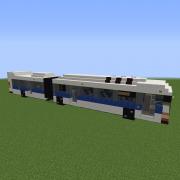 Modern Transit Bus 2