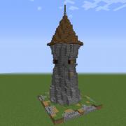 Old Medieval Tower 2