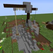 Old Quarry Crane 1