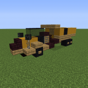 Oldtimer Dumper Truck