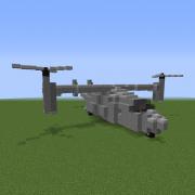Osprey Transport Helicopter