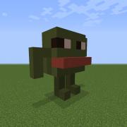 Pepe Statue