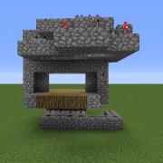 Piston Gate