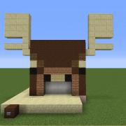 Moose Survival House