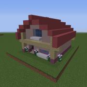 Pokemon House 1