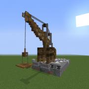 Ragnar's Medieval Crane