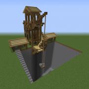Ragnar's Medieval Quarry Crane
