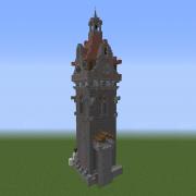 Ragnar's Medieval Watchtower 2