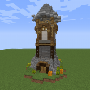 Runiya Medieval Watchtower