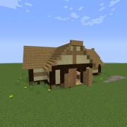 Rustic Medieval Storage