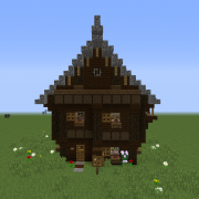 Rustic Town House 1