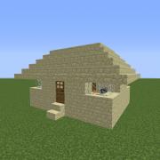 Sandstone Desert House 1