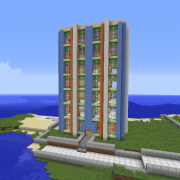Simple Apartment Building