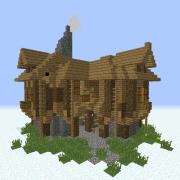 Simple Medieval Tavern