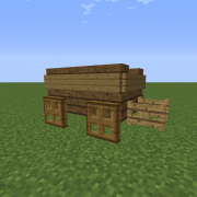 Simple Old Wagon