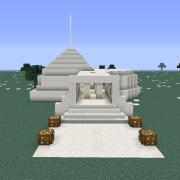 Simple Pyramid House