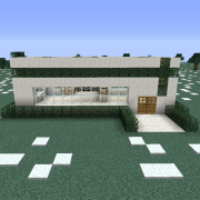 Simple Quartz Modern House