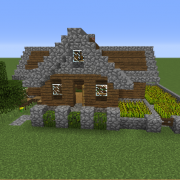 Starter Houses Blueprints For Minecraft Houses Castles Towers And More Grabcraft