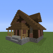 Small Brick House 1