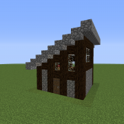 Small Cobblestone House