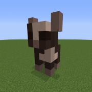 Small Cow Statue