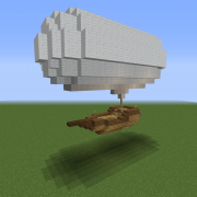 Small Fantasy Airship 1