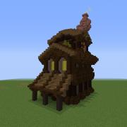 Small Fantasy House 3
