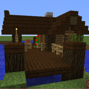Small Fishing Hut